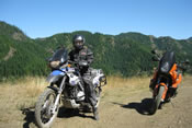 Motorcycle Tours in Romania